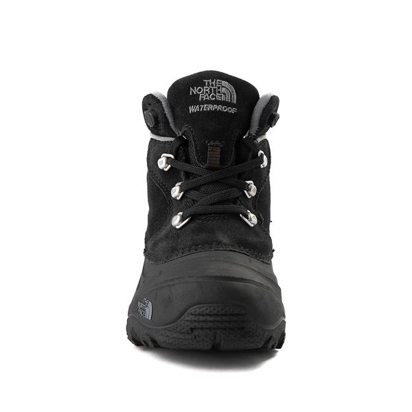 alternate view The North Face Chilkat Lace II Boot - Big Kid - BlackALT4