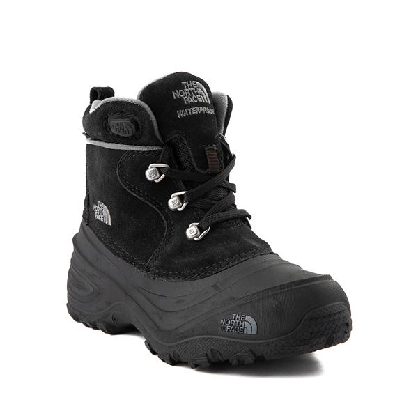 alternate view The North Face Chilkat Lace II Boot - Big Kid - BlackALT5