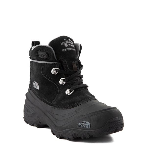 alternate view The North Face Chilkat Lace II Boot - Big Kid - BlackALT1