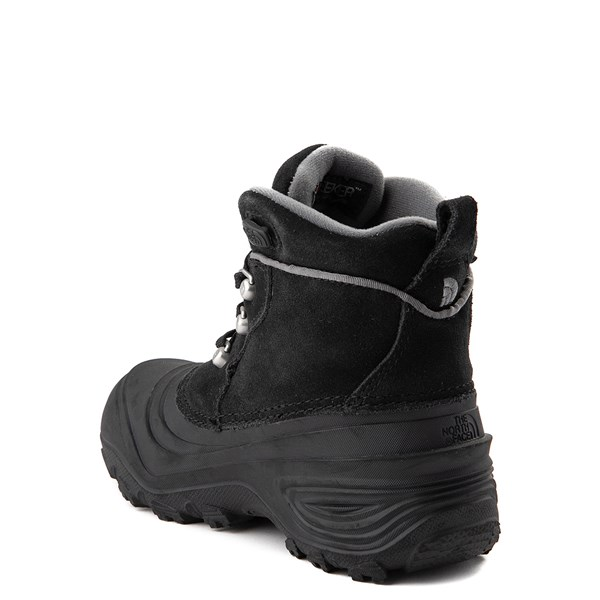 alternate view The North Face Chilkat Lace II Boot - Big Kid - BlackALT2