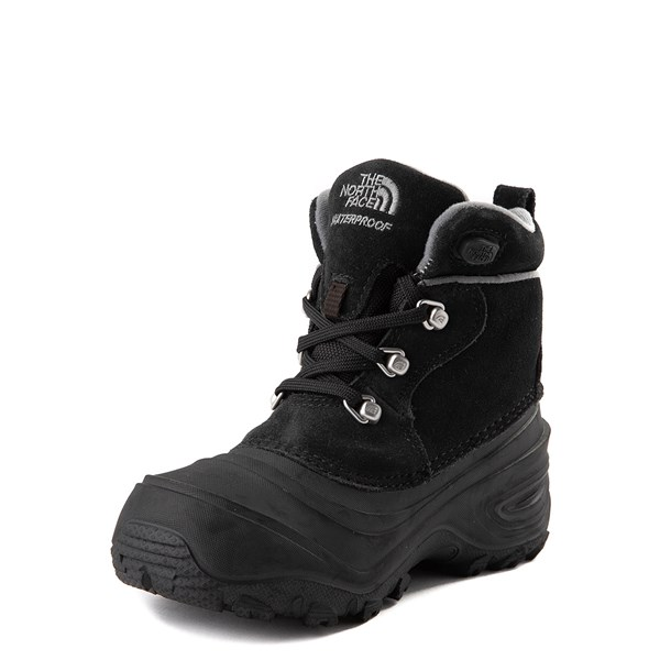 alternate view The North Face Chilkat Lace II Boot - Big Kid - BlackALT3