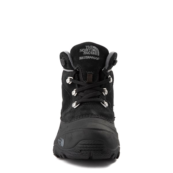 alternate view The North Face Chilkat Lace II Boot - Big Kid - BlackALT4