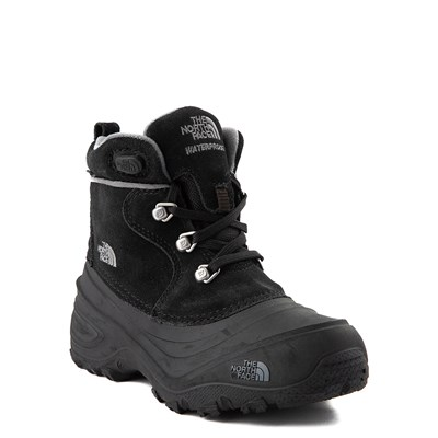 Alternate view of The North Face Chilkat Lace II Boot - Big Kid - Black