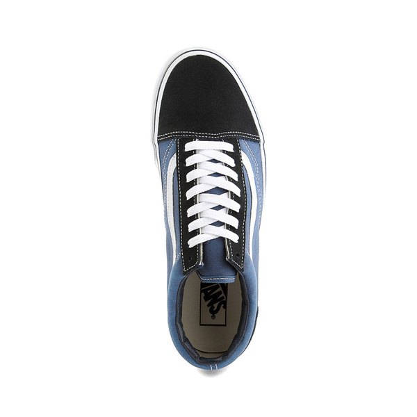 alternate view Vans Old Skool Skate Shoe - Navy / WhiteALT2