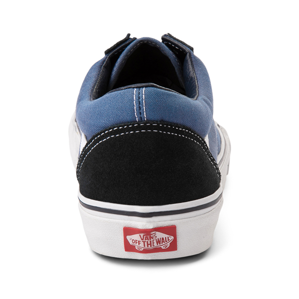 alternate view Vans Old Skool Skate Shoe - Navy / WhiteALT4