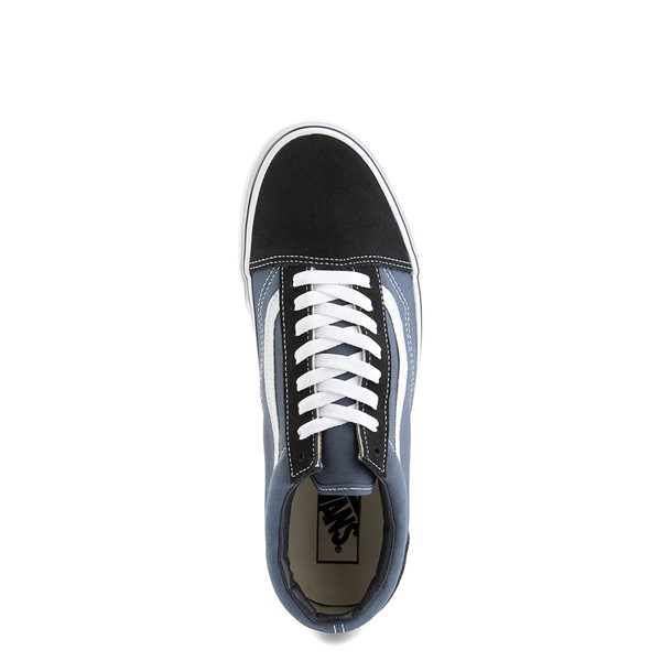 alternate view Vans Old Skool Skate Shoe - Navy / WhiteALT4B