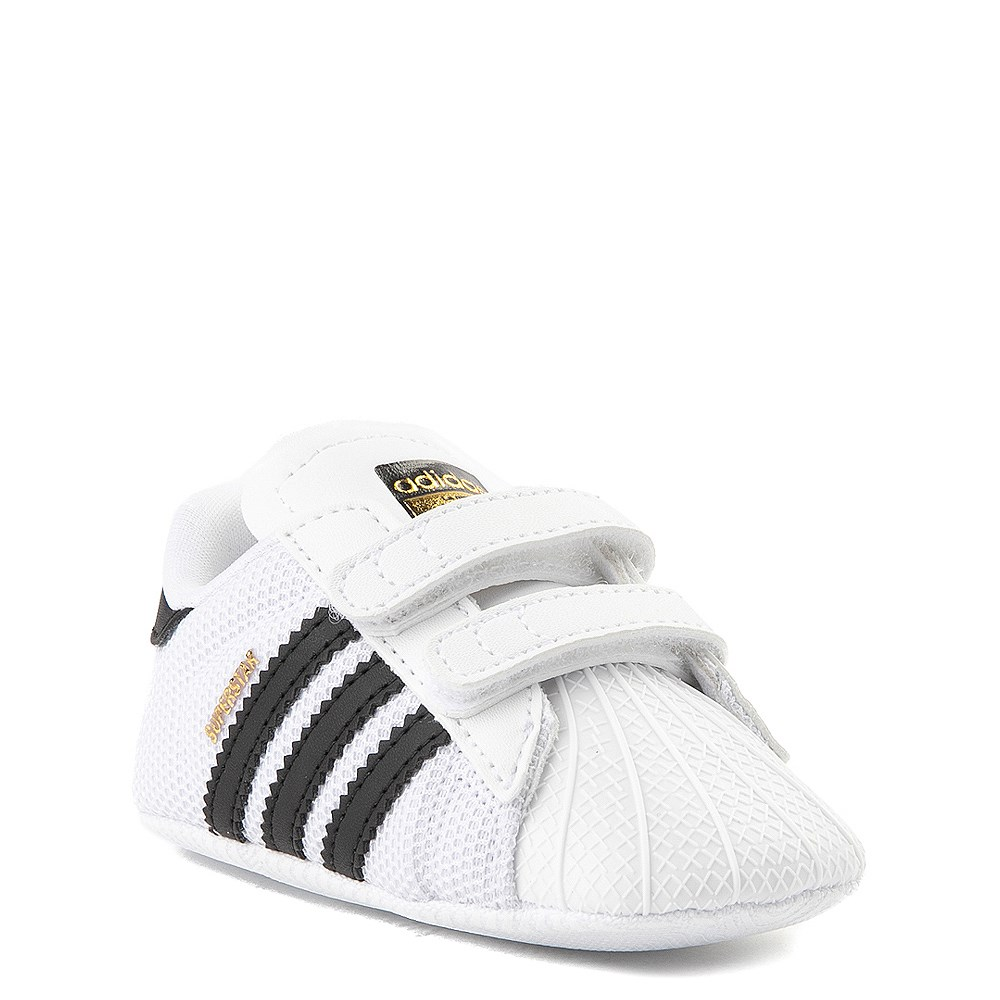 Deber Último Final  adidas Superstar Athletic Shoe - Baby - White / Black | Journeys