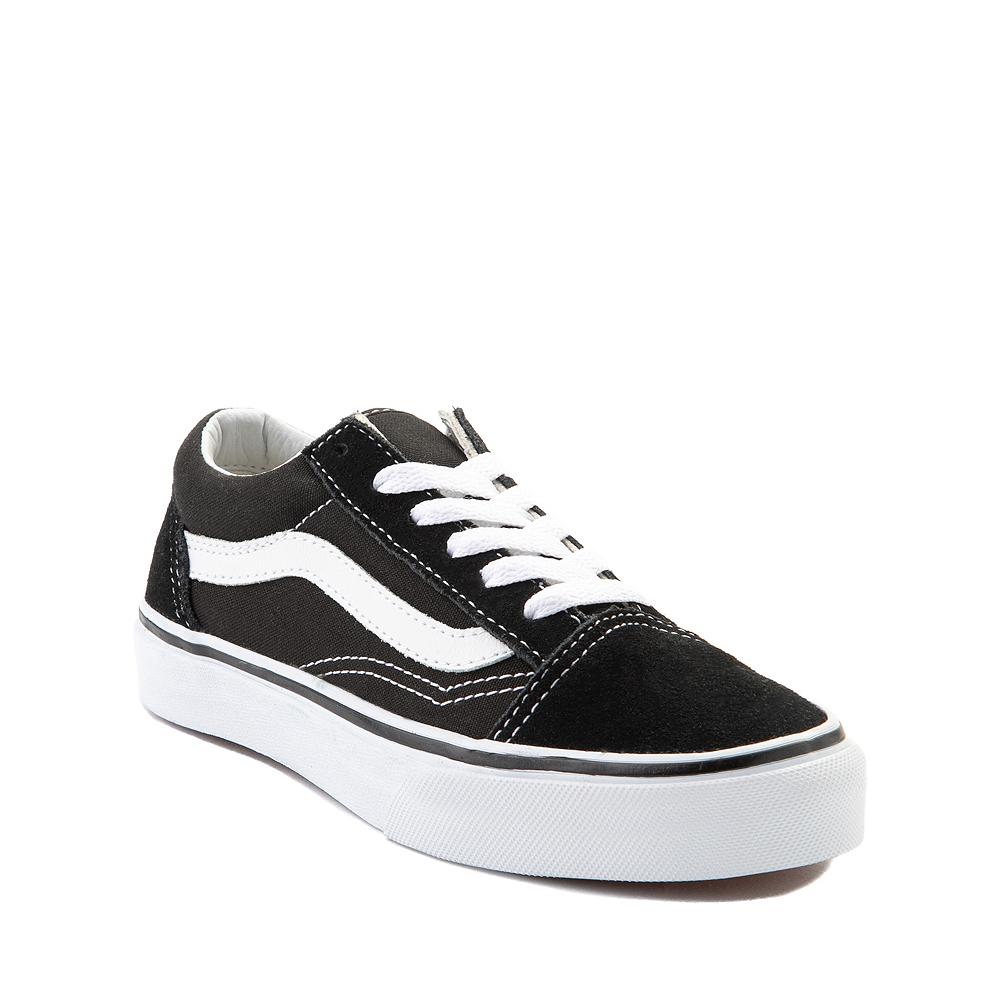 Vans Old Skool Skate Shoe - Little Kid - Black