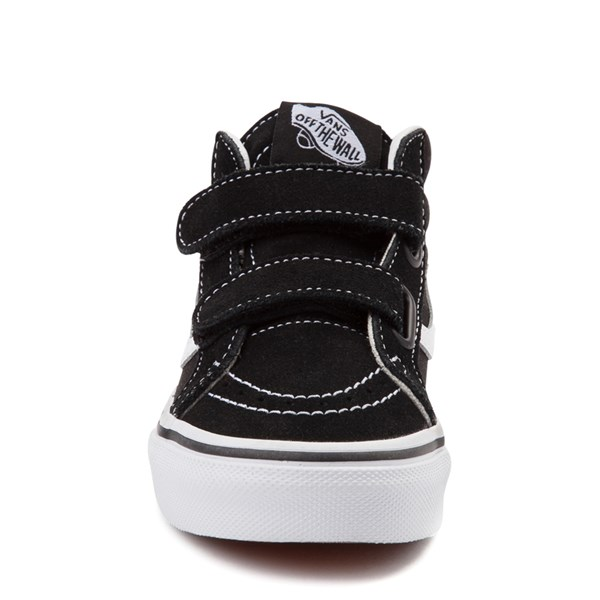 alternate view Vans Sk8 Mid V Skate Shoe - Little KidALT4
