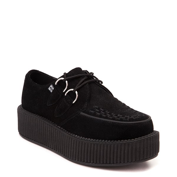 alternate view T.U.K. Mondo Creeper Casual Platform Shoe - BlackALT1