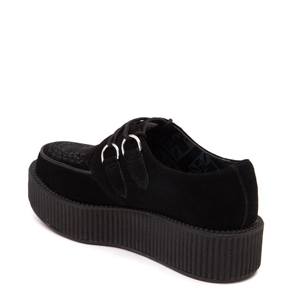alternate view T.U.K. Mondo Creeper Casual Platform Shoe - BlackALT2