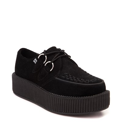 Alternate view of T.U.K. Mondo Creeper Casual Platform Shoe - Black