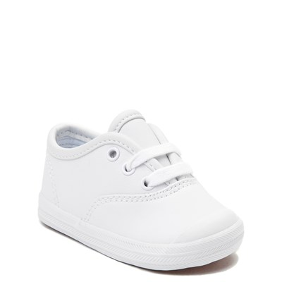 Alternate view of Keds Champion Toe Cap Casual Shoe - Baby