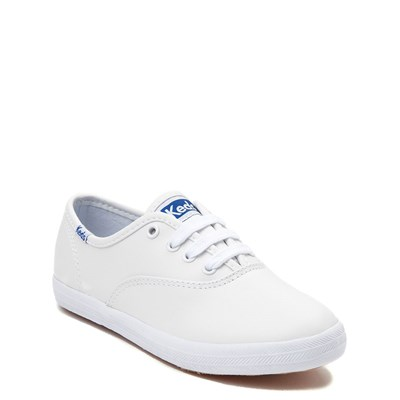 Alternate view of Keds Champion Leather Casual Shoe - Little Kid / Big Kid