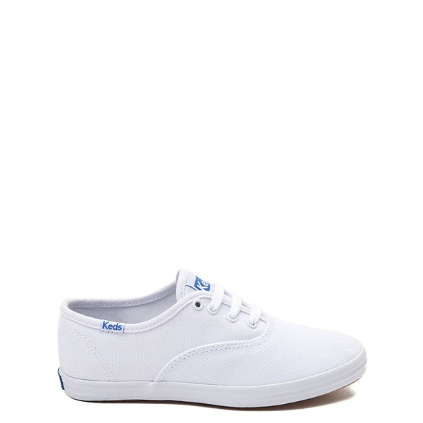 Main view of Keds Champion Casual Shoe - Little Kid / Big Kid - White