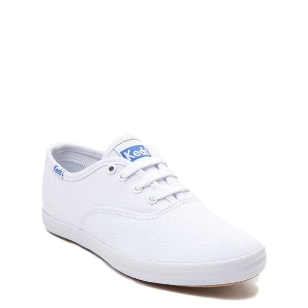 alternate view Keds Champion Casual Shoe - Little Kid / Big Kid - WhiteALT1