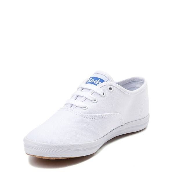 alternate view Keds Champion Casual Shoe - Little Kid / Big Kid - WhiteALT3