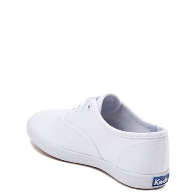 Alternate view of Keds Champion Casual Shoe - Little Kid / Big Kid - White
