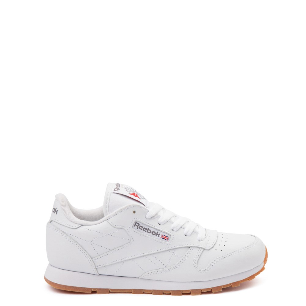 Reebok Classic Athletic Shoe - Little Kid - White / Gum