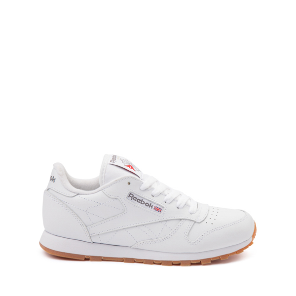 Reebok Classic Athletic Shoe - Big Kid - White / Gum