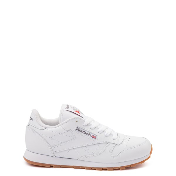 Main view of Reebok Classic Athletic Shoe - Big Kid - White