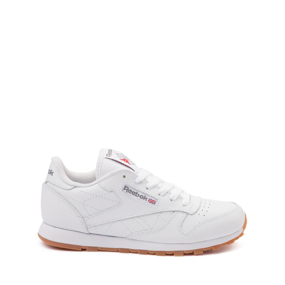 Reebok Classic Athletic Shoe - Big Kid - White / Gum