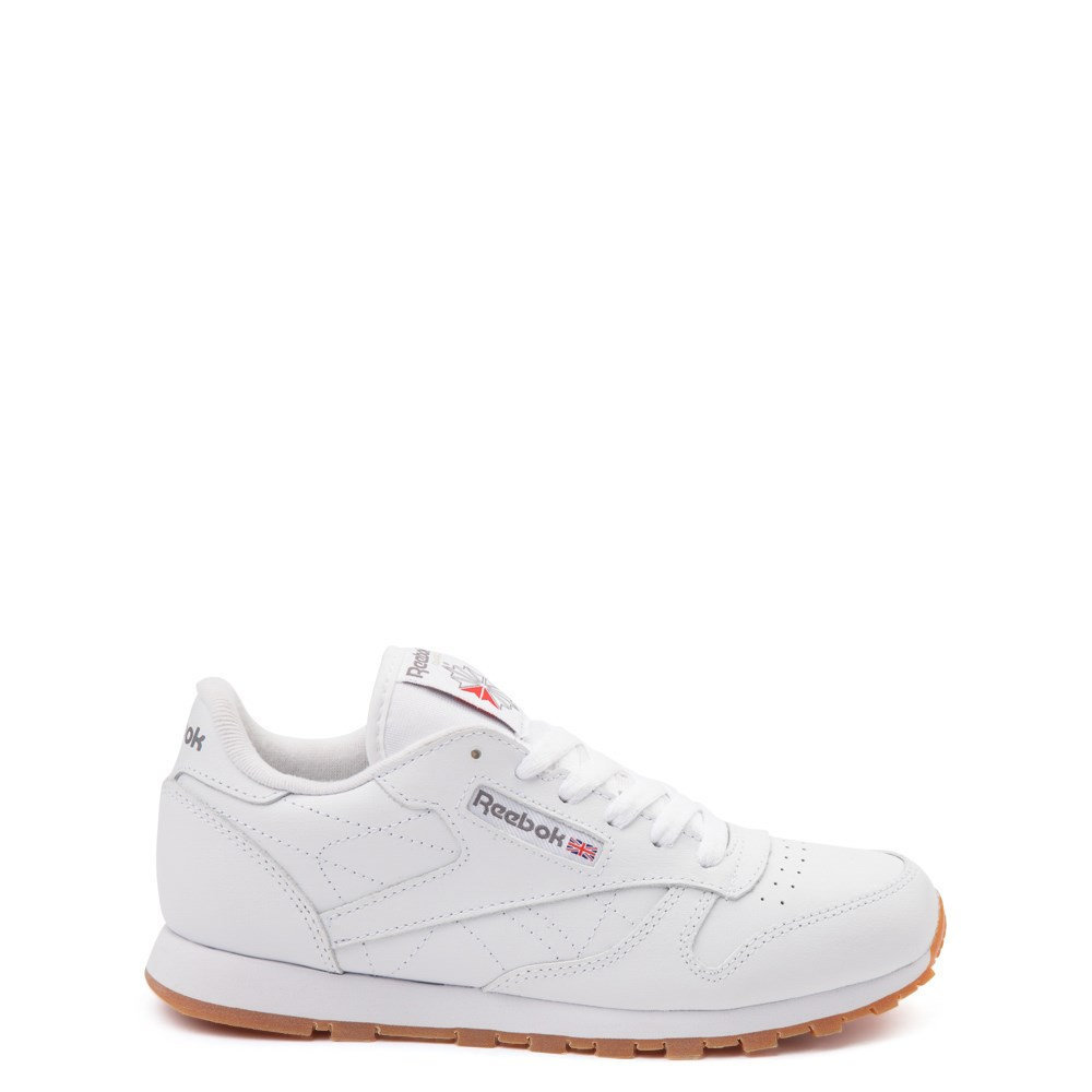 Reebok Classic Athletic Shoe - Big Kid - White