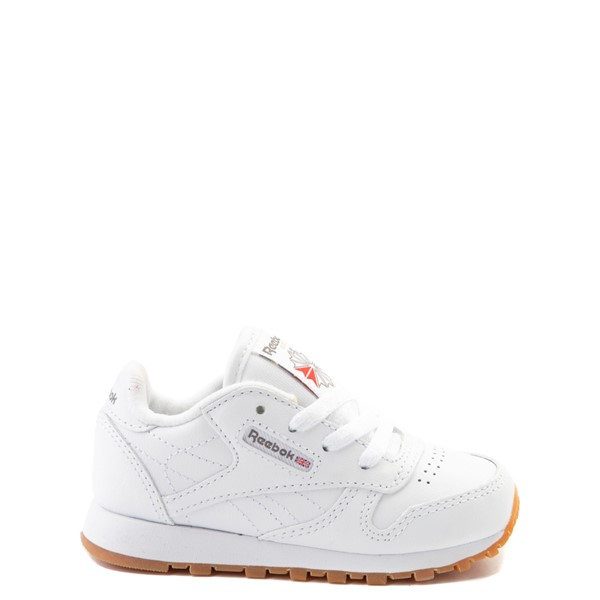 Main view of Reebok Classic Athletic Shoe - Baby / Toddler - White