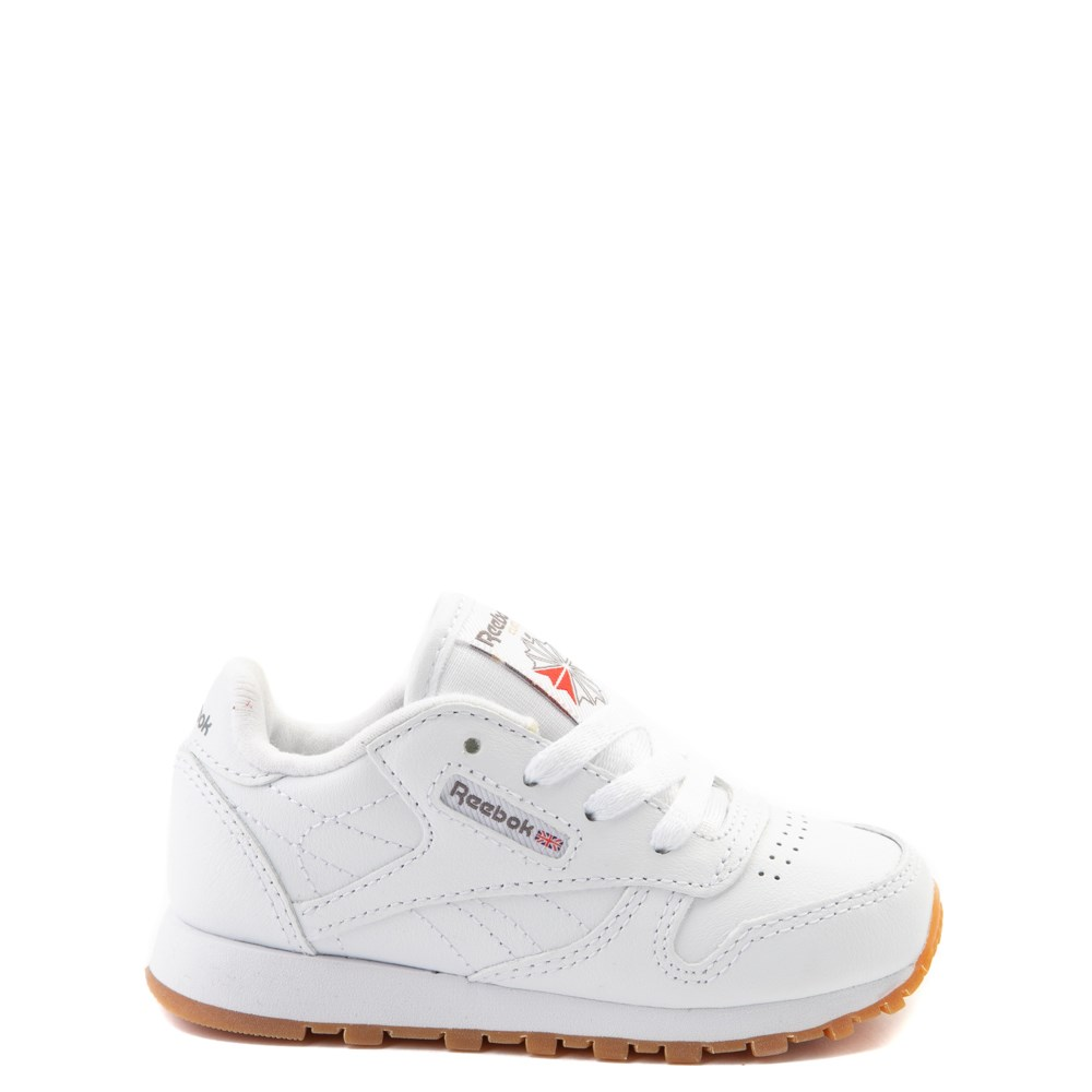 Reebok Classic Athletic Shoe - Baby / Toddler - White