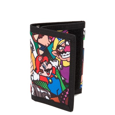 Main view of Mario Tri-Fold Wallet