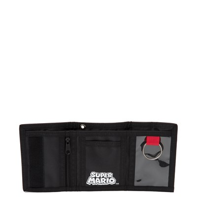 Alternate view of Mario Tri-Fold Wallet