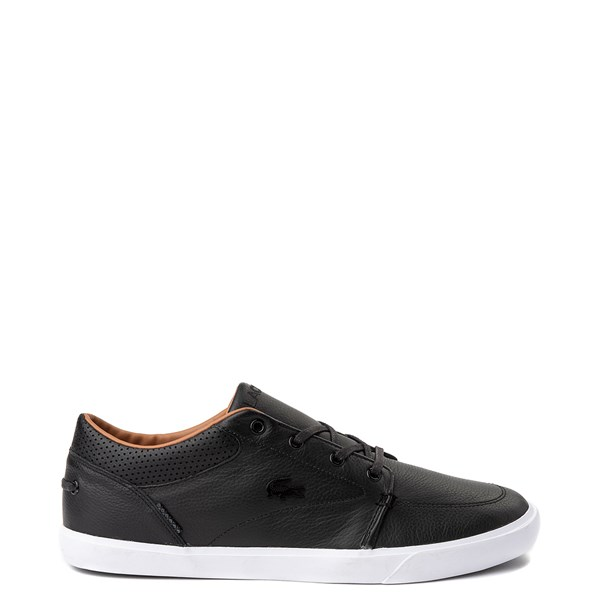Mens Lacoste Bayliss Vulc PRM Athletic Shoe - Black