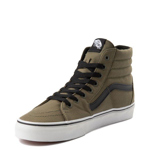 alternate view Vans Sk8 Hi Skate ShoeALT3