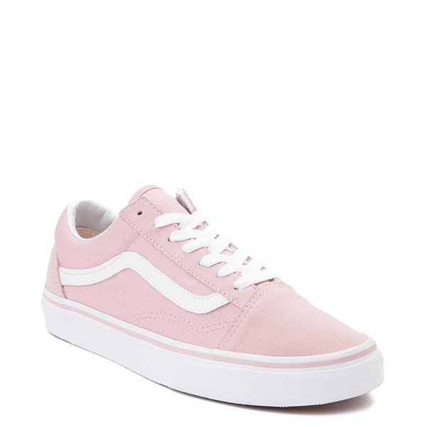 Alternate view of Vans Old Skool Skate Shoe - Zephyr Pink