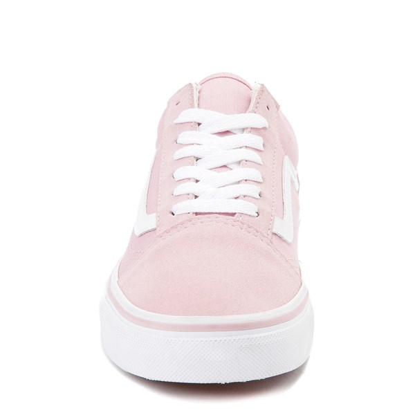 alternate view Vans Old Skool Skate Shoe - Zephyr PinkALT4