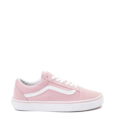 Main view of Vans Old Skool Skate Shoe - Zephyr Pink