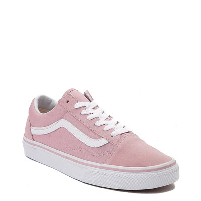 Alternate view of Zephyr Pink Vans Old Skool Skate Shoe