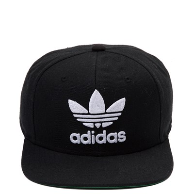 Main view of adidas Trefoil Snapback Cap - Little Kid
