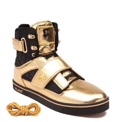 Alternate view of Mens Vlado Atlas II Metallic Athletic Shoe