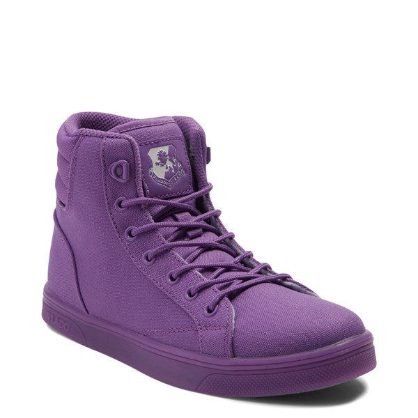 alternate view Womens Vlado Athena Athletic Shoe - Purple MonochromeALT1