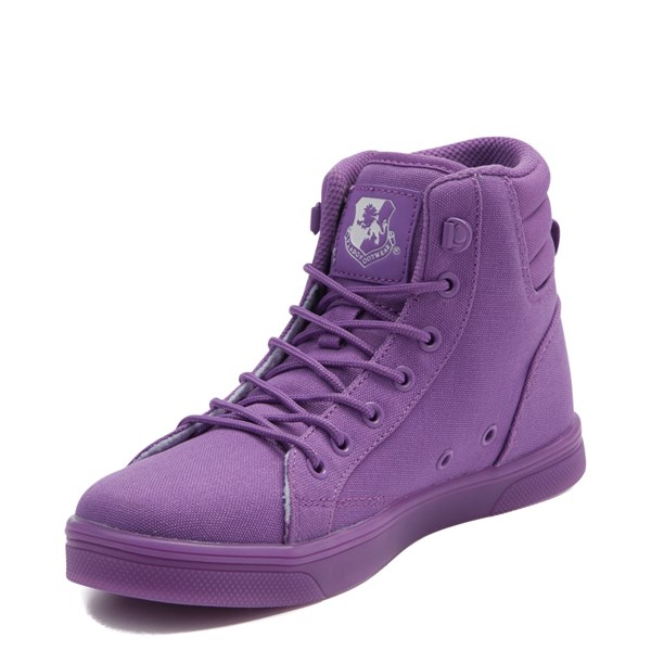 alternate view Womens Vlado Athena Athletic Shoe - Purple MonochromeALT3