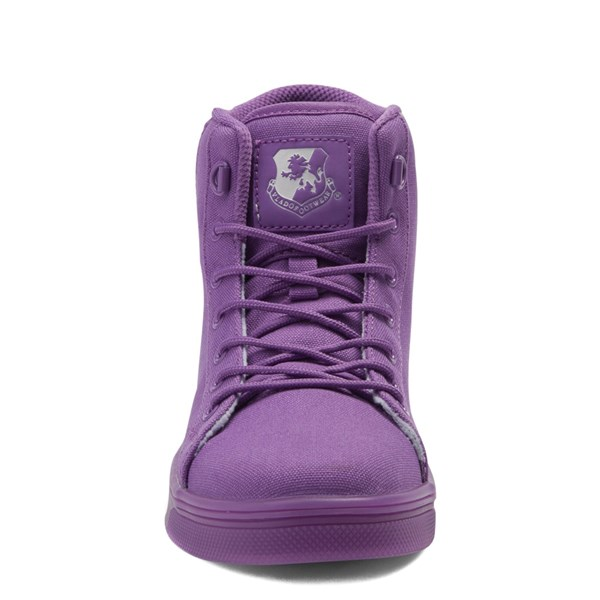 alternate view Womens Vlado Athena Athletic Shoe - Purple MonochromeALT4