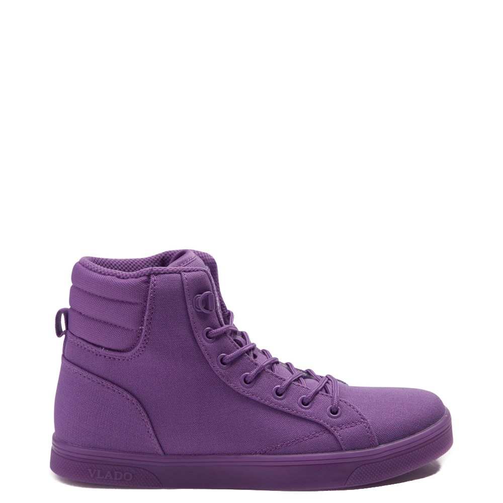 Womens Vlado Athena Athletic Shoe - Purple Monochrome