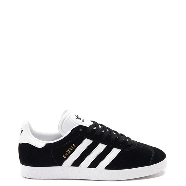Womens adidas Gazelle Athletic Shoe - Black / White
