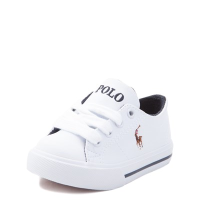 Alternate view of Toddler Scholar Casual Shoe by Polo Ralph Lauren