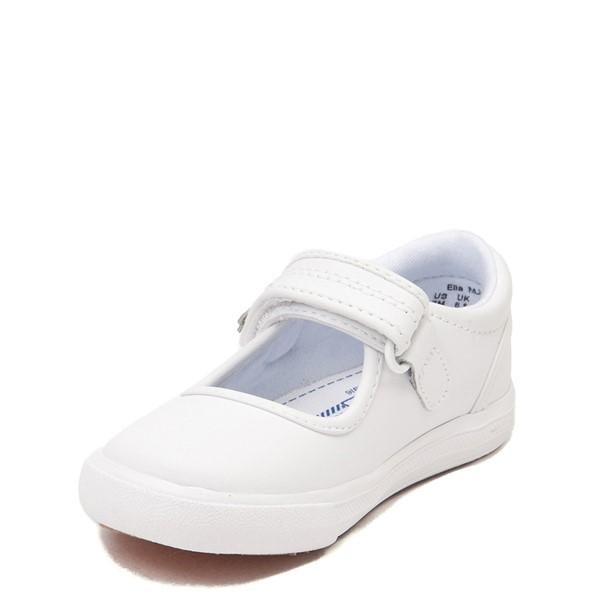 alternate view Keds Ella Mary Jane Casual Shoe - Baby / Toddler / Little Kid - WhiteALT2