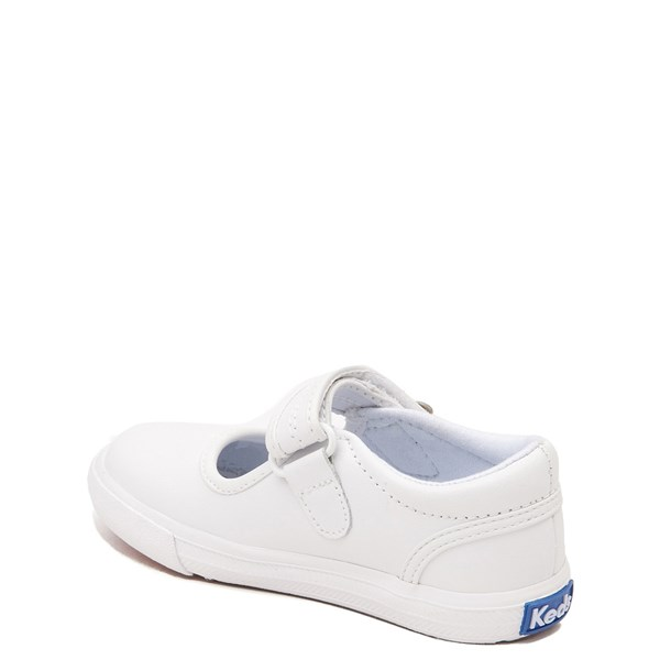 alternate view Keds Ella Mary Jane Casual Shoe - Baby / Toddler / Little Kid - WhiteALT2