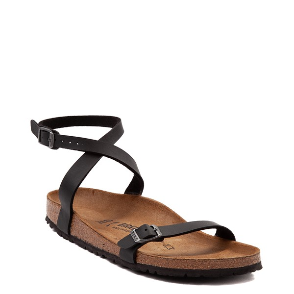 alternate view Womens Birkenstock Daloa Sandal - BlackALT1