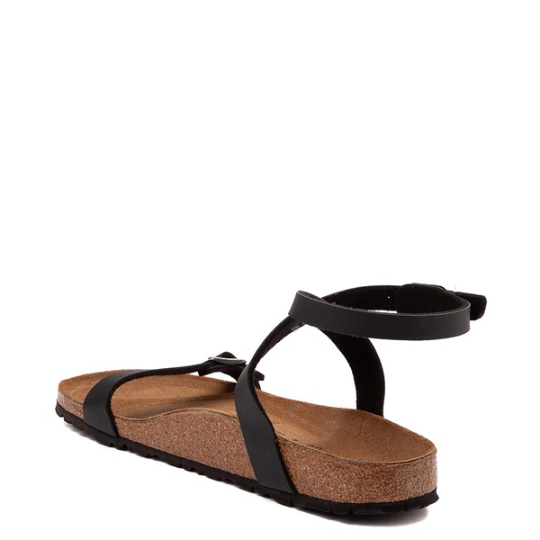 alternate view Womens Birkenstock Daloa Sandal - BlackALT2