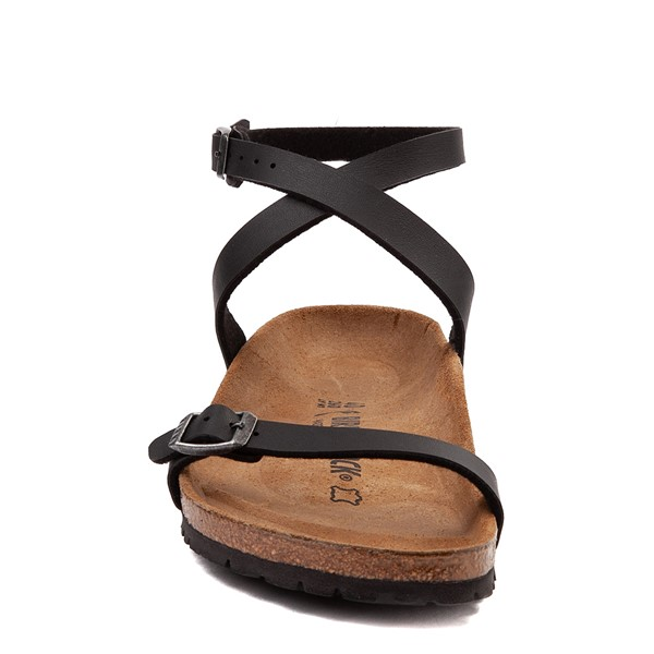 alternate view Womens Birkenstock Daloa Sandal - BlackALT4